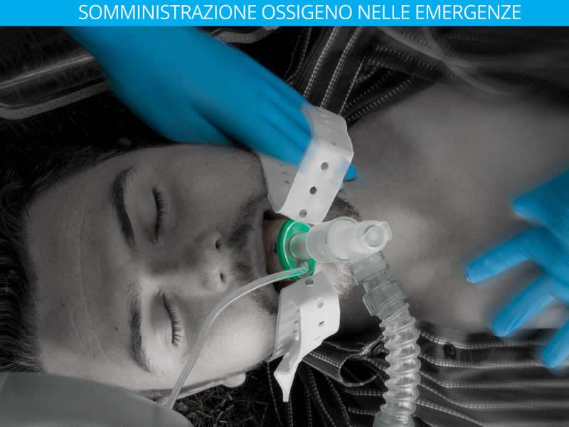 Istruttore Oxygen PreHospital Care